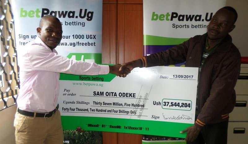 Bukedea MP wins 37 5M from betPawa